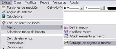 Tutorial 4. Intercambiando Macros